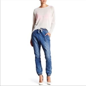 NWT One by one teaspoon jean joggers